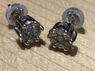 ダイヤモンド(DIAMOND) ピアス プラチナ ジュエリー アクセサリー