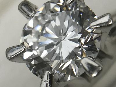 ダイヤモンド 2.036ct リング Pt900 金、プラチナ 宝石 ジュエリー 高価買取 出張
