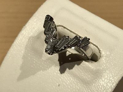 ダイヤモンド(DIAMOND) リング 指輪 プラチナ ジュエリー 宝石