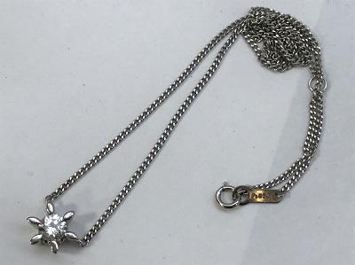 ダイヤモンド ペンダント 0.509ct PT900 ダイヤモンド買取 三宮 元町 神戸
