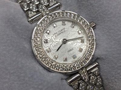 VanCleef&Arpels(ヴァンクリーフアーペル)時計 ウォッチ ダイヤ