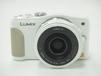 Panasonic パナソニック LUMIX DMC-GF6 VARIO PZ 14-42mm F3.5-5.6 ASPH. POWER O.I.S. ズームレンズキット カメラ 買取