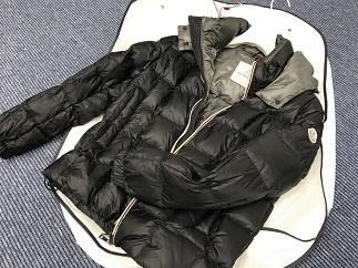 MONCLER モンクレール ルフラン ダウンジャケット ブランド買取 福岡天神 博多