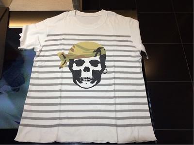 ルシアンぺラフィネ コットン Tシャツ ♯M ギンザシックス 銀座有楽町新橋新富町築地