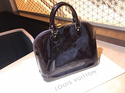 ヴィトン(Louis Vuitton)アルマPM ヴェルニ M91611 高価 買取 東京 渋谷