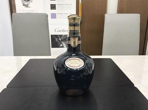 シーバスブラザーズ 21年 お酒 ウイスキー 出張買取