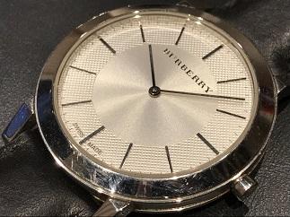 Burberry バーバリー メンズウォッチ 時計買取