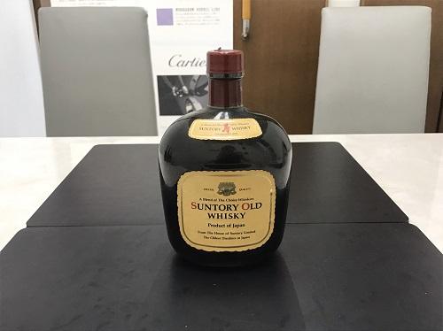 サントリーオールドウイスキー 700ml お酒 北山 買取