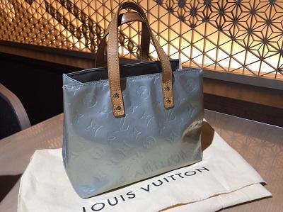 ルイヴィトン(Louis Vuitton)リードPMヴェルニM91145買取 渋谷
