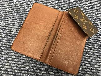 LOUIS VUITTON ルイヴィトン カードケース 財布 モノグラム ブランド品買取