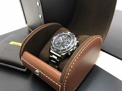 BREITLING ブライトリング スーパーオーシャン クロノ42 A13311 腕時計 高価買取 七条店