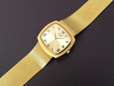 ピアジェ(PIAGET) 腕時計 イエローゴールド アンティーク
