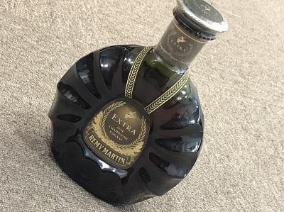 レミーマルタン エクストラ (RÉMY MARTIN EXTRA) グリーンボトル 古酒 お酒買取 三宮 元町 神戸