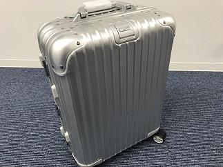 RIMOWA リモワ トパーズ スーツケース ブランド品買取 福岡天神 博多 質屋