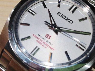 GS(グランドセイコー) SBGX91SS クウォーツ渋谷駅 時計 買取