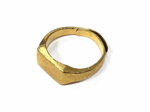 地金 純金 K24 指輪 6.5g