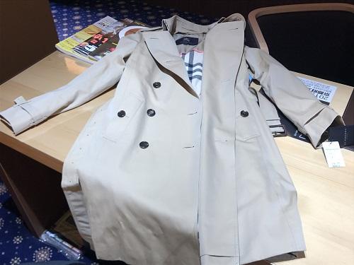 バーバリー(BURBERRY) トレンチコート レディース アパレル 洋服 ブランド