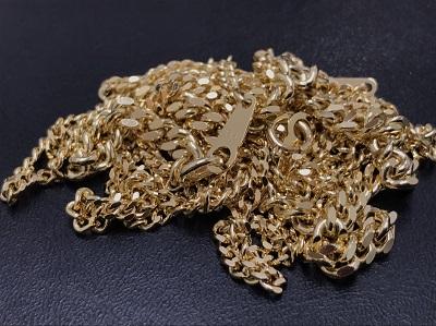 K18 金 ネックレス 30.1g 地金 貴金属 高価買取 七条店