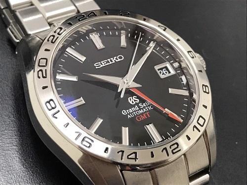 グランドセイコー(GRAND SEIKO) 9S56-00A0 SBGM001 GMT SS 北山 買取