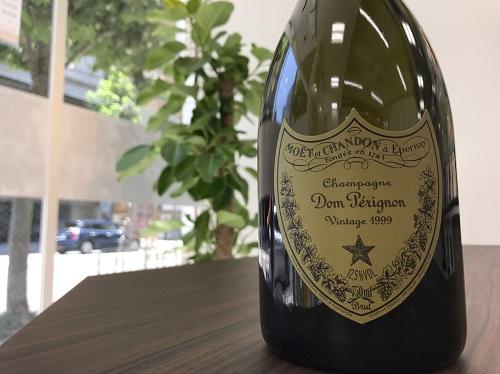 ドン・ペリニヨン(Dom Pérignon)ブリュット(白)1999 シャンパン買取マルカ(MARUKA)