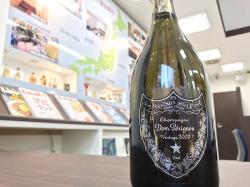 ドン・ペリニヨン(Dom Pérignon)2003 デヴィット・リンチ シャンパン買取マルカ(MARUKA)