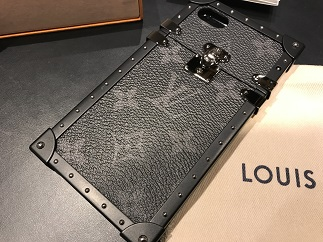 LOUIS VUITTON ルイヴィトン アイトランク エクリプス 出張買取