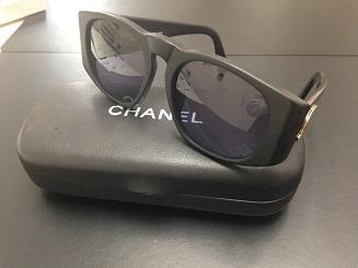 シャネル(CHANEL) サングラス 01451 ブラック 北山 買取