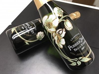 PERRIE JOUTET ペリエ・ジュエ ベルエポック ブリュット シャンパン お酒 高価買取 出張買取