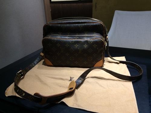 ルイヴィトン Louis Vuitton ナイル モノグラム M45244 宅配買取
