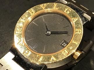 BVLGARI ブルガリ ブルガリブルガリ BB23SGD 時計買取 福岡天神 博多 質屋