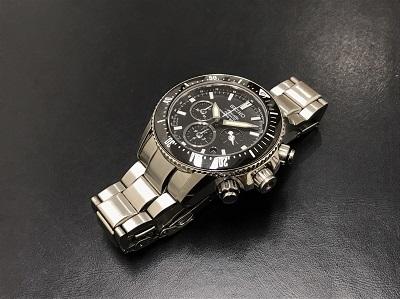 SEIKO セイコー アナンタ ダイバー SS ステンレス 腕時計 高価買取 宅配買取
