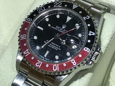 ロレックス(ROLEX)  GMTマスター2 16710 時計 腕時計 スポーツモデル メンズウォッチ