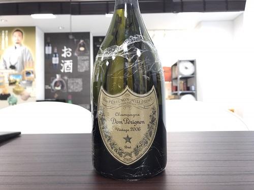 ドン・ペリニヨン ブリュット白 2006 シャンパン買取マルカ(MARUKA)