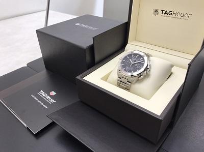 TAG HEUER タグホイヤー アクアレーサー CAY2110 腕時計 保証書なし 高価買取 出張買取