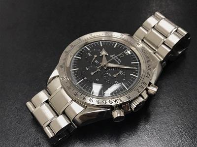 OMEGA オメガ スピードマスター 1stレプリカ Ref.3594.50 本体のみ 腕時計 高価買取 七条店
