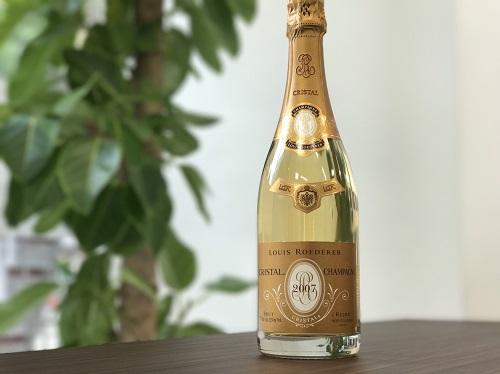 ルイ ロデレール クリスタル2007(LOUIS ROEDERER)シャンパン買取マルカ(MARUKA)