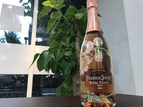 ペリエ・ジュエ(PERRIER-JOUET)ベルエポック ロゼ シャンパン買取マルカ(MARUKA)