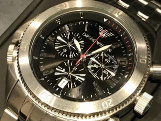 Emporio Armani エンポリオアルマーニ クロノグラフ 時計買取