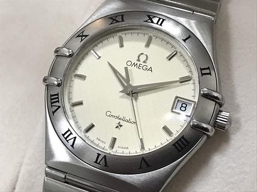 オメガ コンステレーション SS 1512.30 中古美品