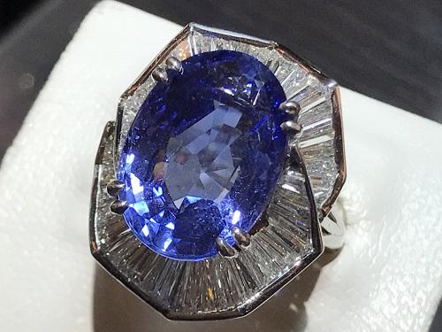 サファイア(SAPPHIRE) リング 指輪 ダイヤモンド(DIAMOND)ジュエリー 宝石