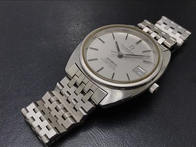 OMEGA オメガ コンステレーション クロノメーター オートマチック 腕時計 高価買取 出張買取