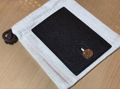 HERMES(エルメス)ディアボロ カードパス ケース高価買取 渋谷 東京