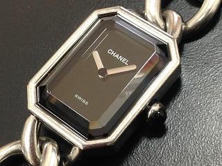 CHANEL シャネル 腕時計 プルミエール 時計買取 福岡 天神 博多 質屋