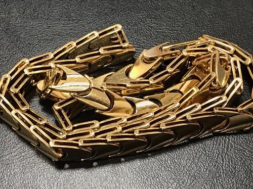 18金 ネックレス 金 750 貴金属 地金 25g