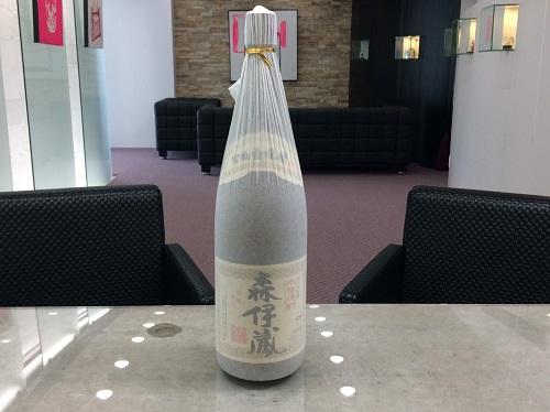 森伊蔵 1.8L 一升瓶 芋焼酎 お酒 出張買取