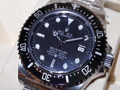 ロレックス(ROLEX)シードゥエラーRef.116600 ステンレスモデル