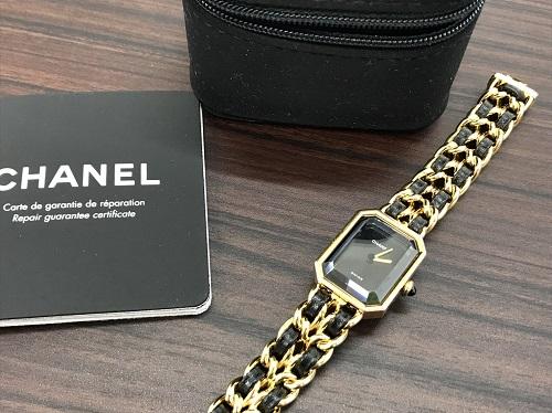 シャネル(CHANEL) プルミエールM 買取 ブランド品・時計買取マルカ(MARUKA)