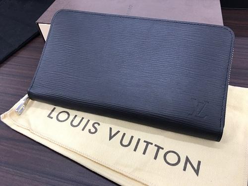 ルイ・ヴィトン(LOUIS VUITTON) ジッピーオーガナイザー エピ M60632 LV買取マルカ(MARUKA)