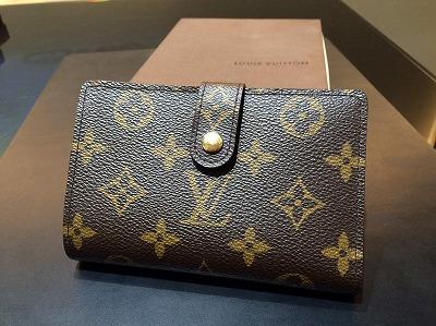 ルイヴィトン Louis Vuitton ポルトモネビエヴィエノワ M61663 モノグラム 買取