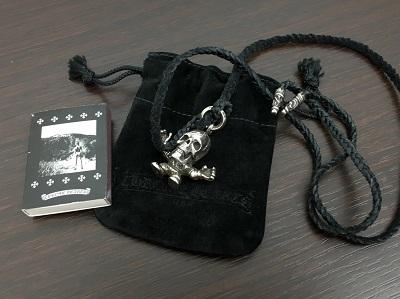 クロムハーツ(CHROME HEARTS) フォティ ハリスティター ペンダント クロムハーツ買取 三宮 元町 神戸